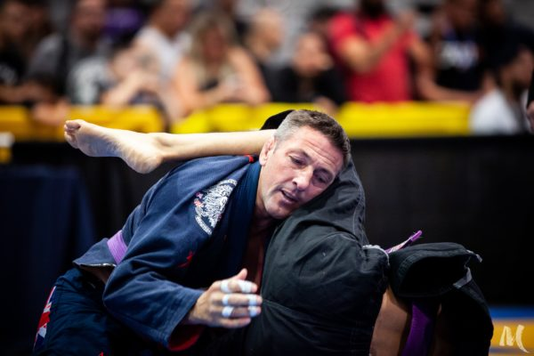 BJJ - Four - World Masters - Aug 19